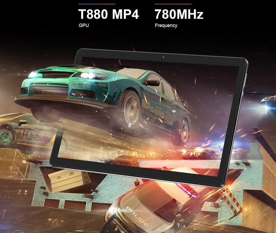 Teclast M20 Tablets PC 10.1 Inch Android 8.0 Phone Call Tablet 1920*1200 IPS WiFi 3GB RAM 32GB ROM Global Phablet OTG