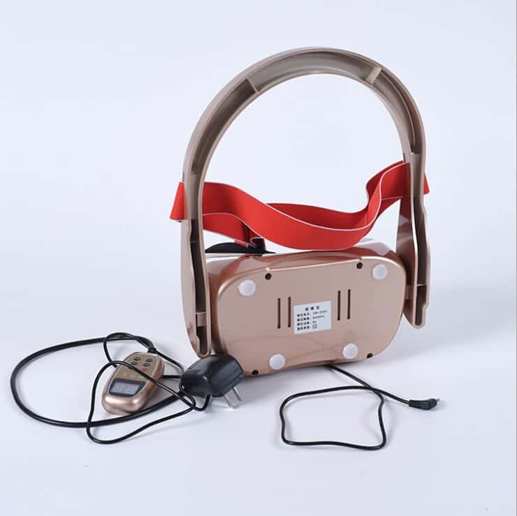 Electrical Back Neck Shoulder Body Massager Infrared Heated Kneading Airbag relax muscles Neck Massage traction