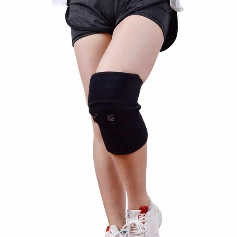 Infrared Arthritis Knee Support Brace Infrared Heating Treatment massage for Relieve Kneepad knee Joint Pain Relief kneecap