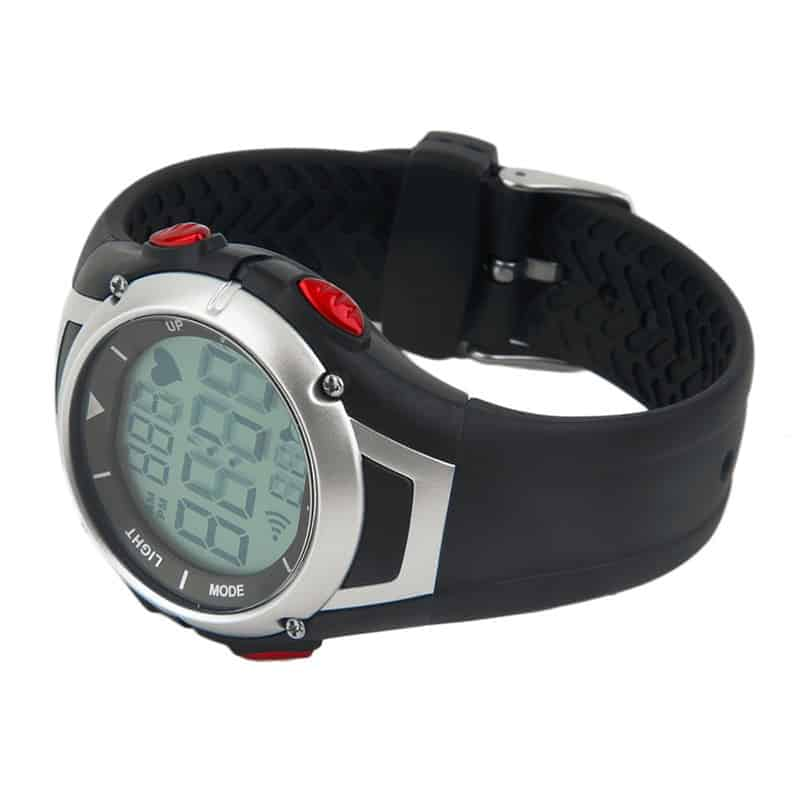 Waterproof Pulse Wireless polar heart rate monitor watch Digital cardio sensor Fitness sport Running hrm Heart Rate Chest Strap
