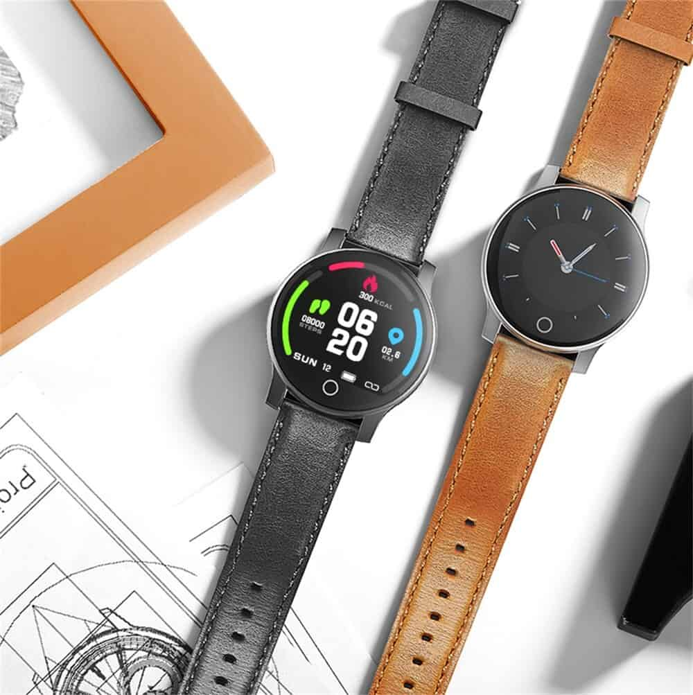 Smart Watch Men Women ECG PPG HRV Cardio Blood Pressure Heart Rate Monitor Smartwatch Android ios Fitness Bracelet Sport Watches