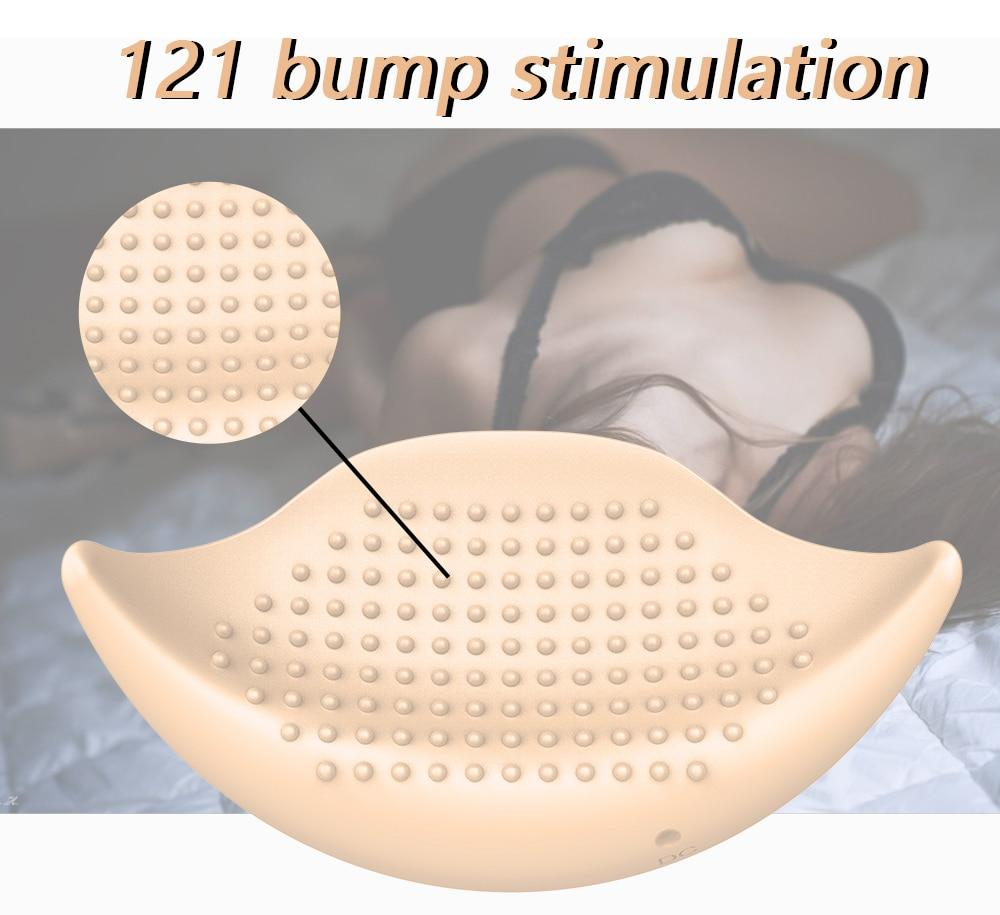 DOPAMONKEY A pair 10 Modes Breast massage for relaxing chest Wireless remote Stimulate Sex Toys Nipple Vibrator For Women Adult