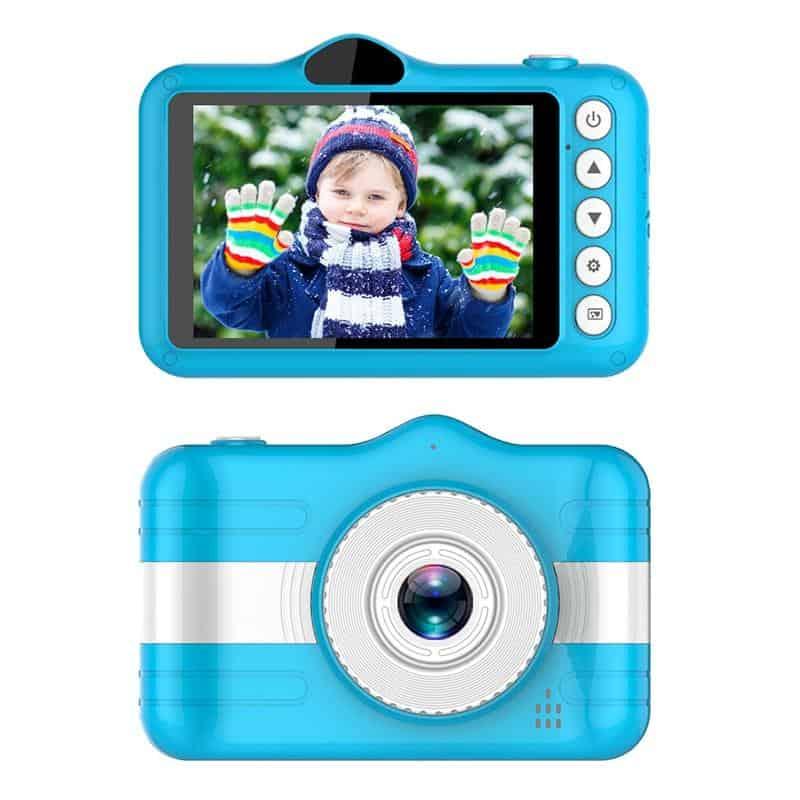 Digital Camera for Children Birthday Gifts Child Camera 3.5 inch Cute Cartoon Camera Toys for Kids Photo Video Camera